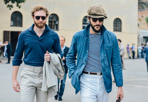 Il cappello è la nuova barba ! Moda uomo che passione! – La Milanese 561b217a84bc